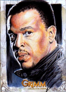 Russell Hornsby as Hank Griffin